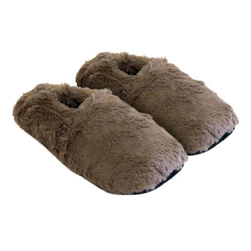 Thermo Sox aufheizbare Hausschuhe Körnerpantoffeln Supersoft – Bild 13