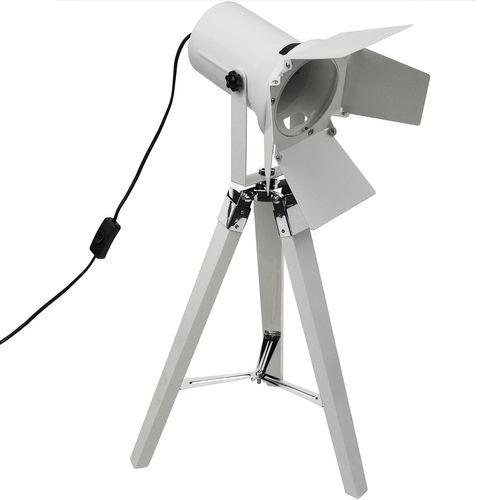 Grundig Stativlampe E27 25W H65cm - Weiss – Bild 3