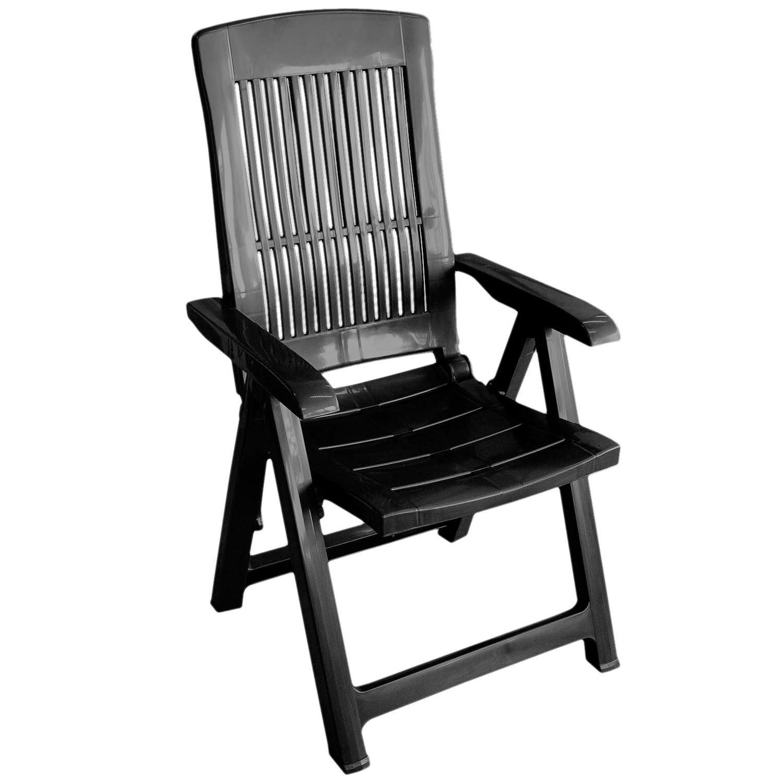 3tlg balkonm bel set bistrotisch 60x60cm wei 2x klappstuhl tampa anthrazit garten bistro und. Black Bedroom Furniture Sets. Home Design Ideas