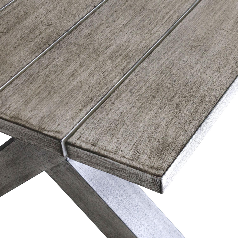 gartentisch in holzoptik bestseller shop mit top marken. Black Bedroom Furniture Sets. Home Design Ideas