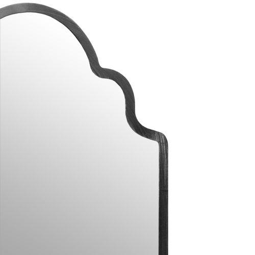 Wandspiegel 60x34cm - Grau – Bild 3