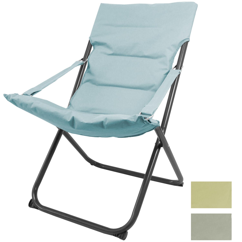 liegestuhl klappbar in 3 farben garten gartenm bel gartenst hle klappst hle. Black Bedroom Furniture Sets. Home Design Ideas