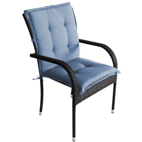 Sitzauflage Niedriglehner 103x49x5cm, UV- & Wasserbeständig – Bild 20