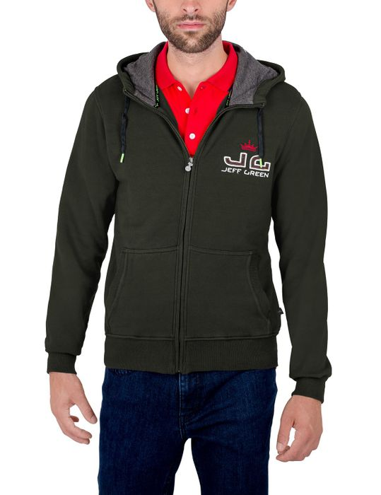 Jeff Green Herren Sweatjacke Jay