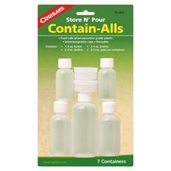 Coghlan´s Contain-Alls - Kunststoffdosensortiment