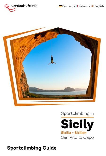 Sportclimbing in Sicily - Kletterführer