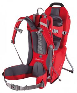 VAUDE Shuttle Comfort - Kindertrage / Kinderkraxe – Bild 2