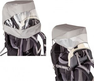 VAUDE Shuttle Premium - Kindertrage / Kinderkraxe – Bild 5