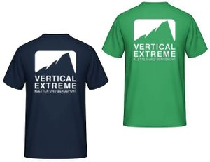 VerticalExtreme Team Shirt Men - Klettershirt  – Bild 2