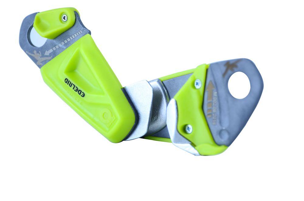 Kletterausrüstung Prüfen : Edelrid ohm bremshilfe kletterausrüstung hardware karabiner