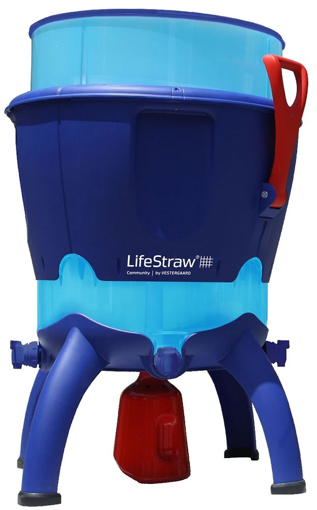Lifestraw Community - Wasserreiniger