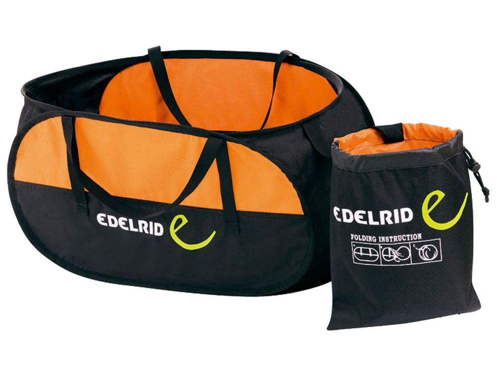 Kletterausrüstung Verstauen : Edelrid falter spring bag seilsack kletterausrüstung kletterseile