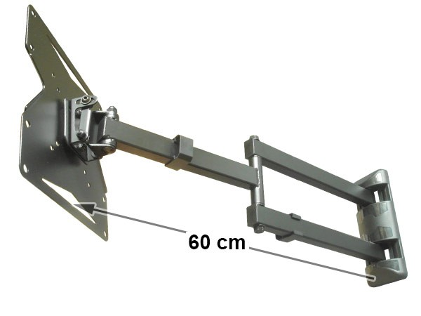 Wall Bracket 20 21 22 28 30 31 32 37 Inches LED Lcd Tv Vesa Mount Black