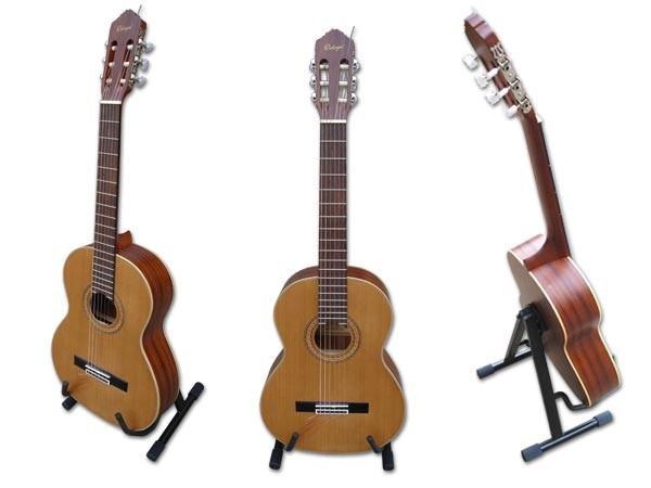Ständer Stativ  E-Gitarre Westerngitarre Konzertgitarre Gitarrenständer Akustik Ukulele Modell: GS4