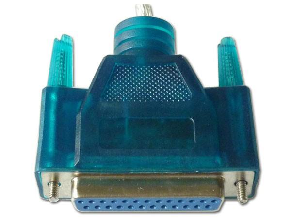 Druckerkabel USB/Parallel (IEEE 1284) Drucker Kabel Bidirektional Bi ...