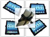 iPad Halterung (passt für iPad 1.,2.,3.,4te Generation) für Stativ Ständer mit 8 mm-Standardgewinde Modell: IP1 Bild 3