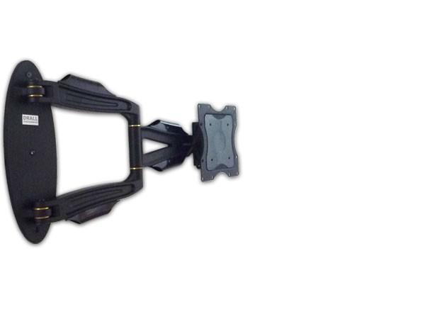 TV Wandhalterung Halterung LED LCD Plasma 32 -50 Zoll  VESA 100-400 ausziehbar 70,6 cm Modell: S90