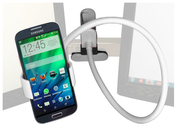 Table Mount for for iPhone Samsung Sony Nokia Htc Smartphone Holder