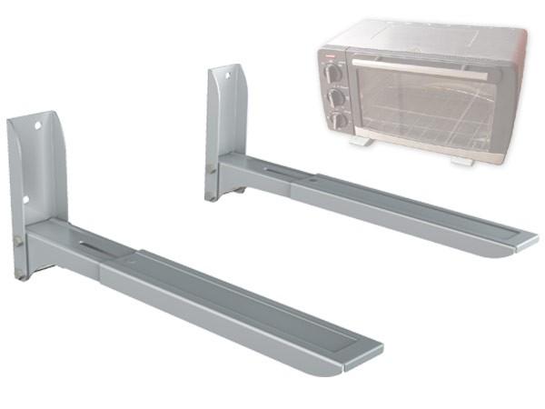 Universal Wandhalterung Halter Mikrowelle Lautsprecher Audio Boxen Bluray DVD Player Modell: H74V