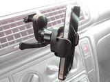 Magnetische Handyhalterung am Lüftungsgitter mit Smartphone Magnet Klemme an der Ventilation Armatur im KFZ LKW Campingwagen Modell: IP23