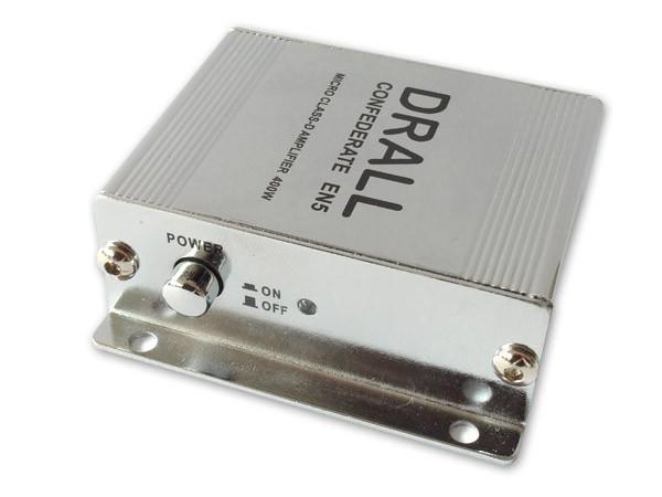 Mini Digital Endstufe Verstärker Class D Wohnungen Motoroller Auto Media-Player Modell: EN5