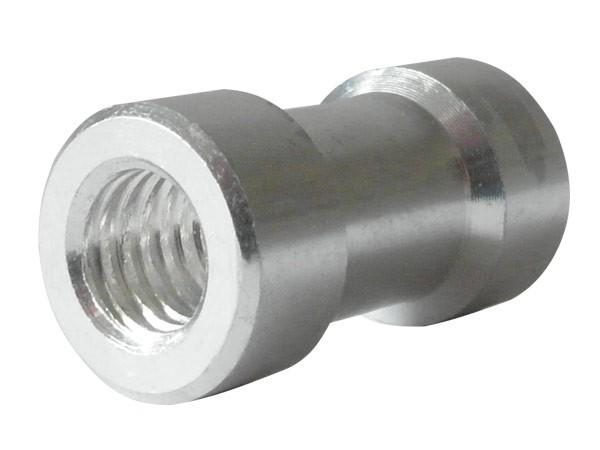 Spigot Gewindeadapter Adapterschraube 3/8  auf 1/4  Zoll Reduzierstück Kameragewinde Modell: FD01