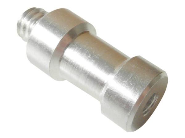 Spigot Gewindeadapter Adapterschraube 1/4  auf 3/8  Zoll Reduzierstück für Blitzhalter Studio-Leuchten und Lampen-Stativ Modell: FD02
