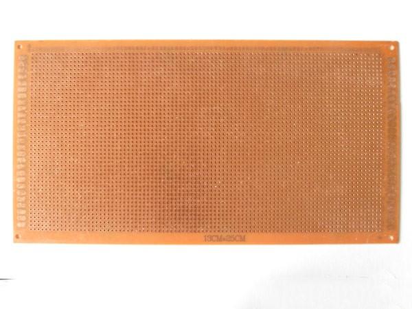 Leiterplatte 130 x 250 mm Lochraster 2,54 mm Experimentier Platine Lötpunkt Löten Modell: LEI14