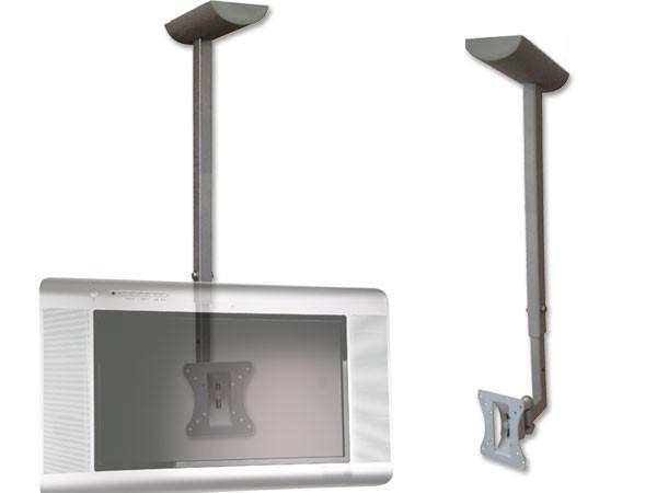 LCD LED TFT PC TV Monitor Deckenhalter 17 - 24 Zoll Flachbildschirm VESA 50 75 100 Modell: LD5
