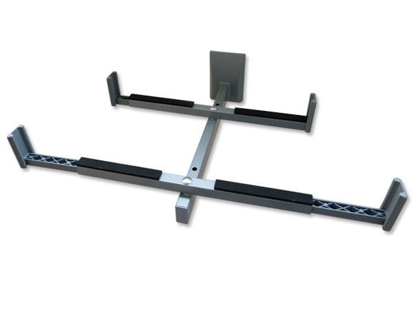 Mikrowellenhalter Mikrowellenhalterung Microwave Mikrowelle Wandhalterung Halter Silber Modell: H72S