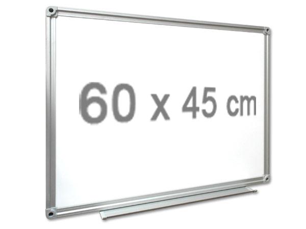 Whiteboard Weisswandtafel 60 x 45 cm Magnetafel Büro Office Schreibtafel Pinwand Memoboard magnetisch Modell: WB02