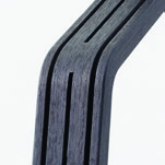 Nomi Holz-Mittelsäule