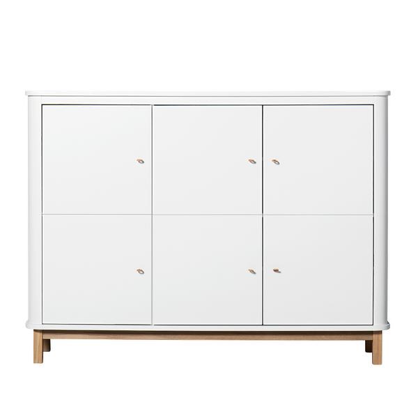 Oliver Furniture Multi-Schrank 3-türig