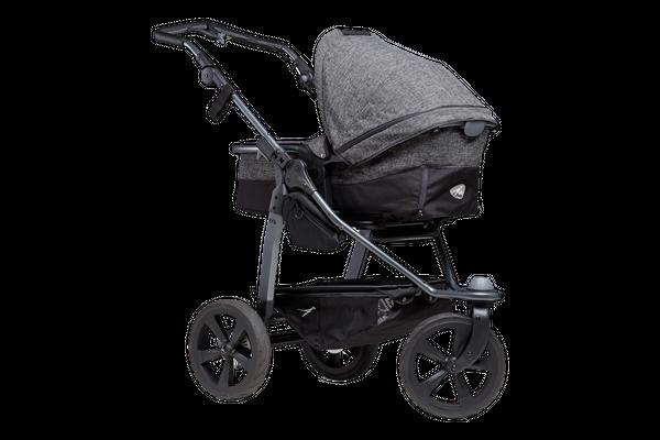 TFK Mono Kombi Kinderwagen mit Luftkammer Radset