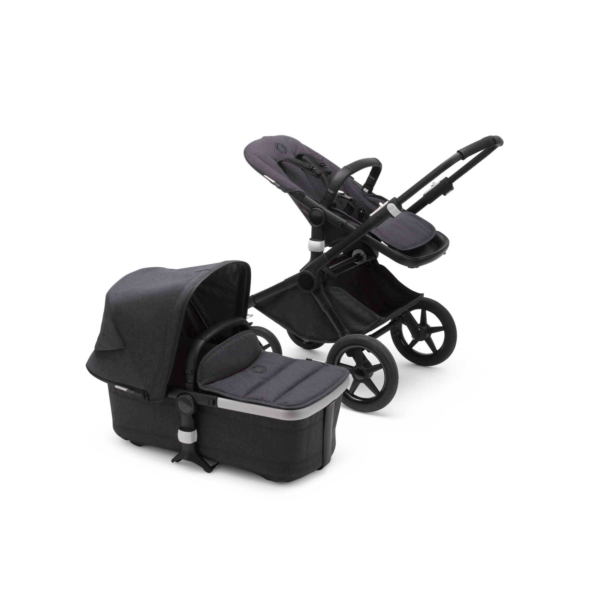 Bugaboo Fox2 Complete - Mineral Edition