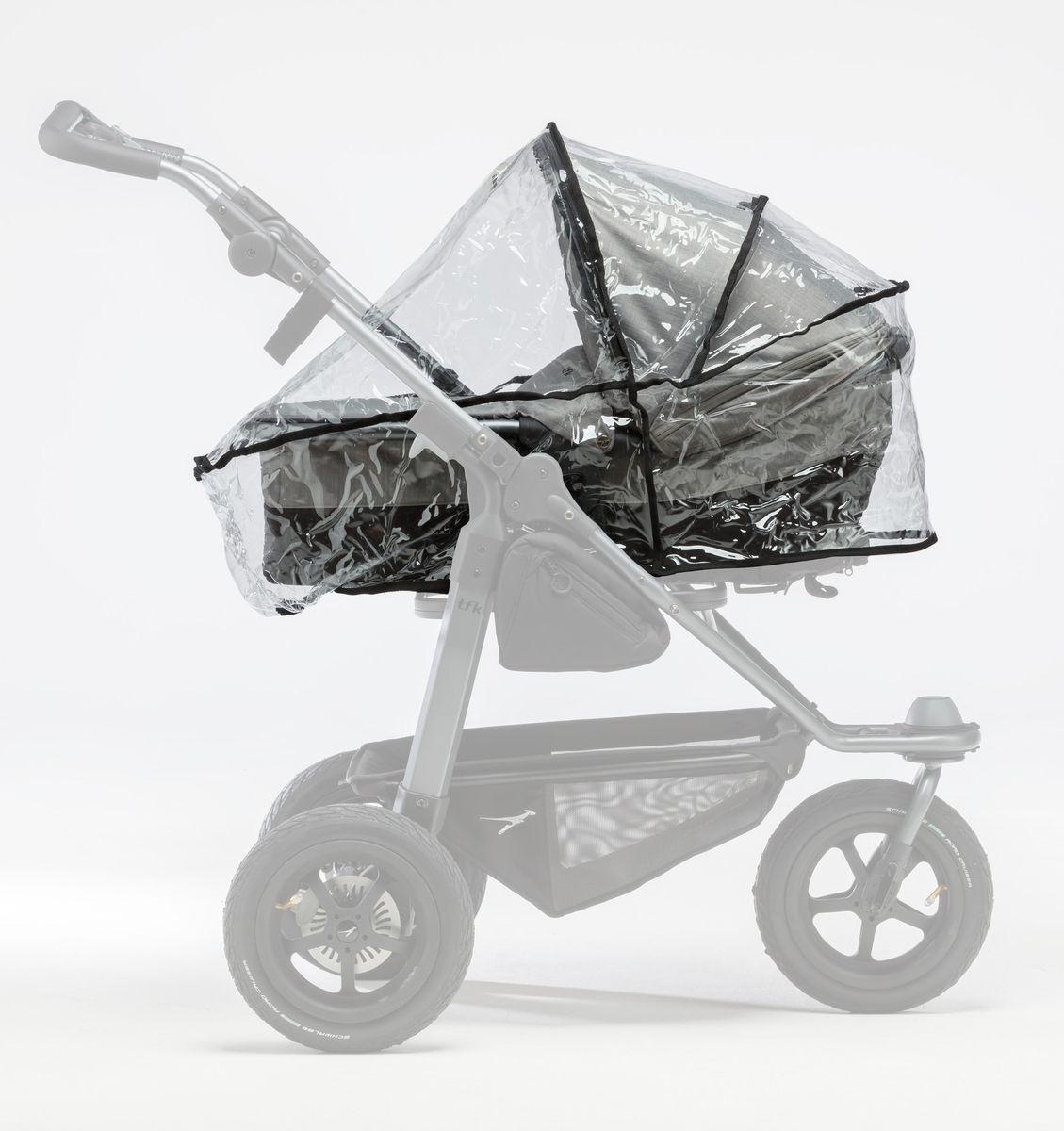 TFK Regenschutz für Mono-Kombikinderwagen