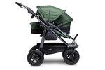 TFK Duo Kombi Kinderwagen mit Luftrad-Set