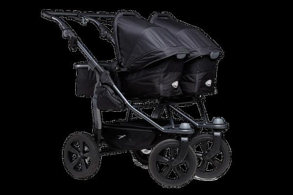 TFK Duo Kombi Kinderwagen mit Luftkammer Radset
