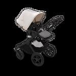 Bugaboo Fox2 Komplettset Style Set Grau Meliert