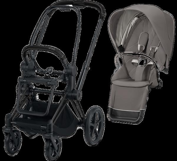 Cybex PRIAM Kinderwagen Gestell inkl. Seat Pack - Kollektion 2020