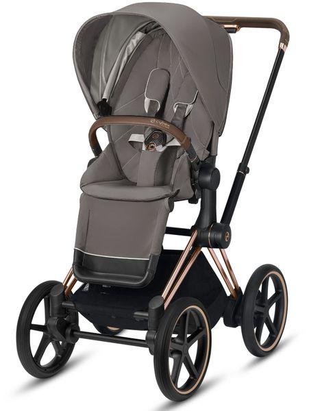 CYBEX e-PRIAM Kinderwagen Gestell inkl. Seat Pack - Kollektion 2020