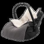 Jollein Komfortsack für Babyschale