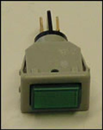 Kontrolllampe grün