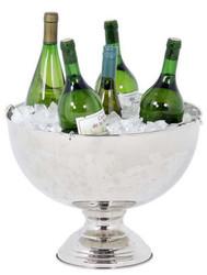 Casa Padrino designer stainless steel champagne cooler 39 x H. 26 cm - luxury restaurant collection