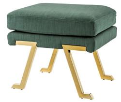 Casa Padrino Luxury Hotel Stool 60 x 46 x H. 50 cm - Designer Seat Stool