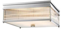 Casa Padrino luxury ceiling light 40,5 x 40,5 x H. 17 cm - limited edition