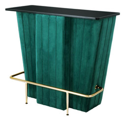 Casa Padrino Luxury bar cabinet 120 x 48 x H. 104,5 cm - hotel furniture