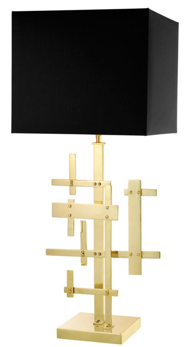 casa padrino designer hotel tischlampe gold luxus. Black Bedroom Furniture Sets. Home Design Ideas