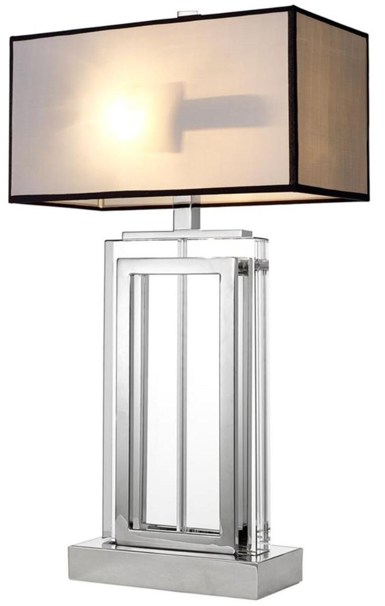 Lampada Da Tavolo Di Lusso Di Casa Padrino 25 X 38 X H 67 5 Cm Lampada Da Tavolo Ristorante Da Tavolo Casa Padrino De