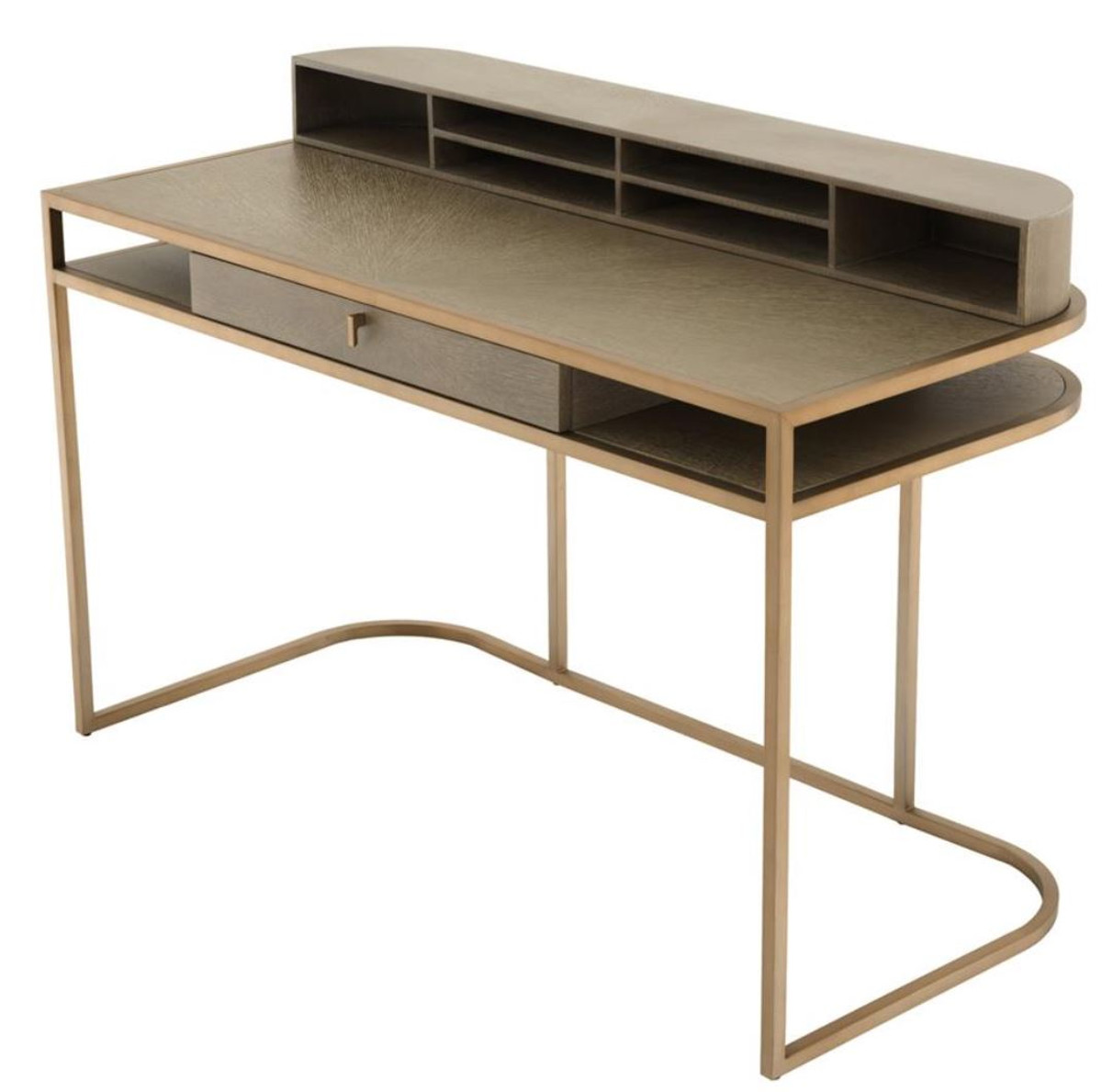 Casa Padrino Desk 130 X 60 X H 75 Cm Luxury Office Furniture